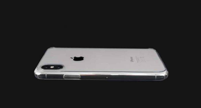 כיסוי שקוף מגן לאייפון X נרתיק איכותי הגנה case clear