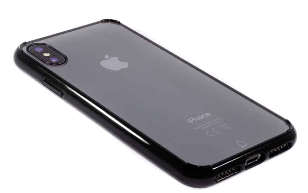 כיסוי לאייפון X – Black Edition