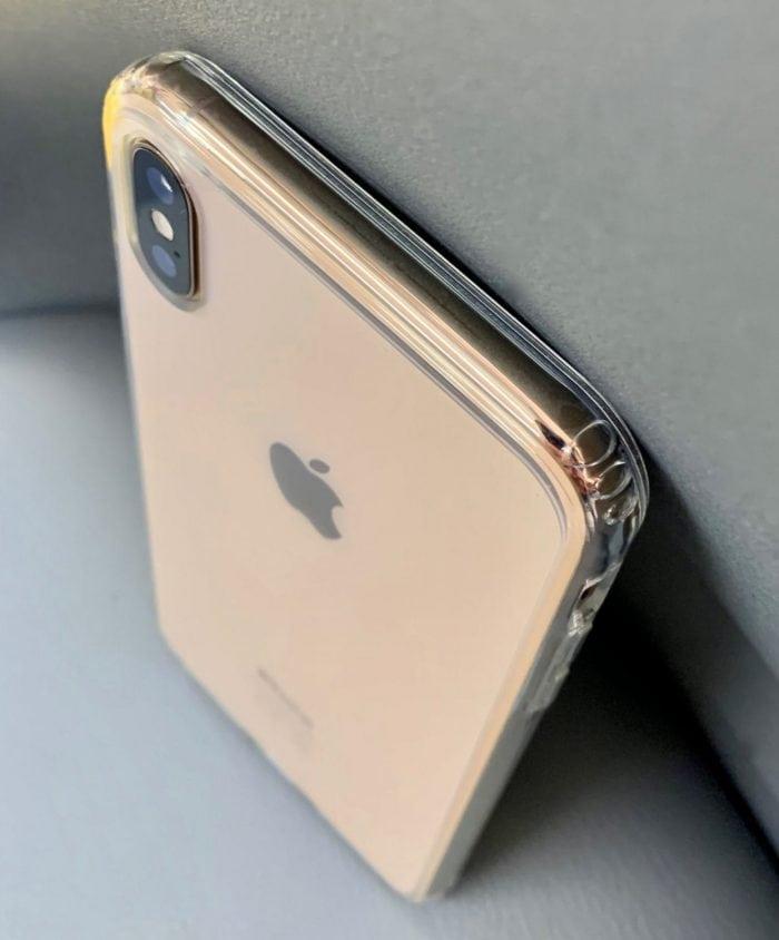 כיסוי מגן שקוף לאייפון xs / xs max