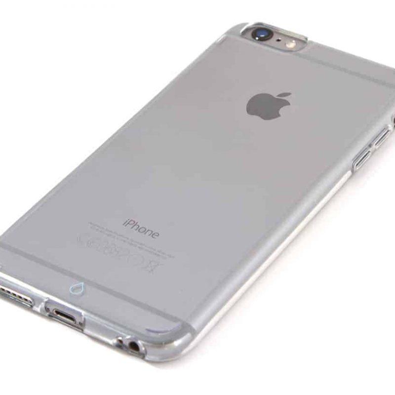 כיסוי מגן שקוף לאייפון 6S אס
