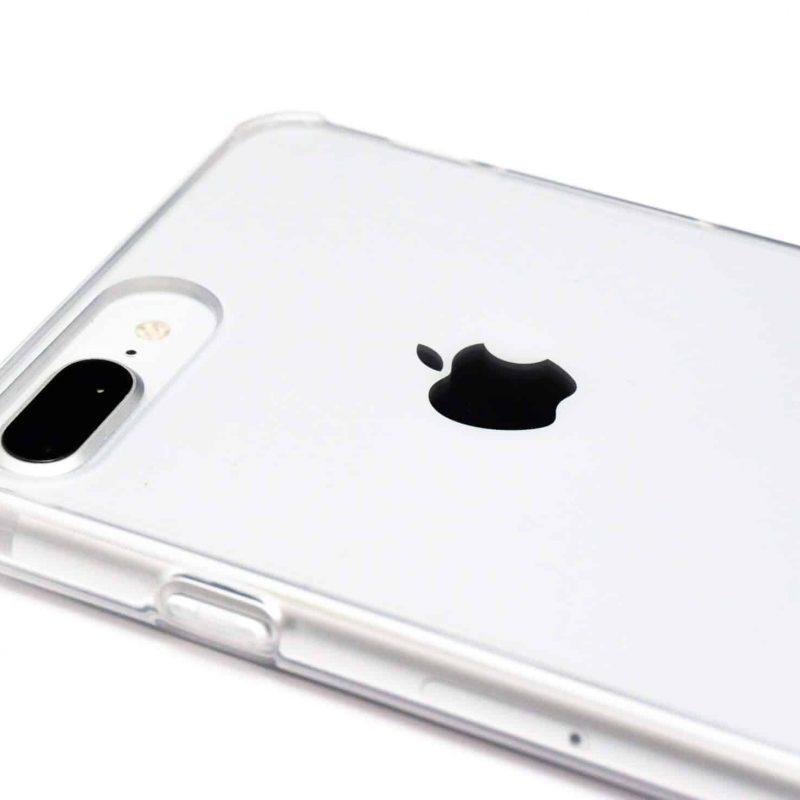 כיסוי מגן שקוף לאייפון 8 פלוס