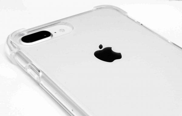 כיסוי מגן מסיבי בעל בולמי זעזועים לאייפון 8 פלוס