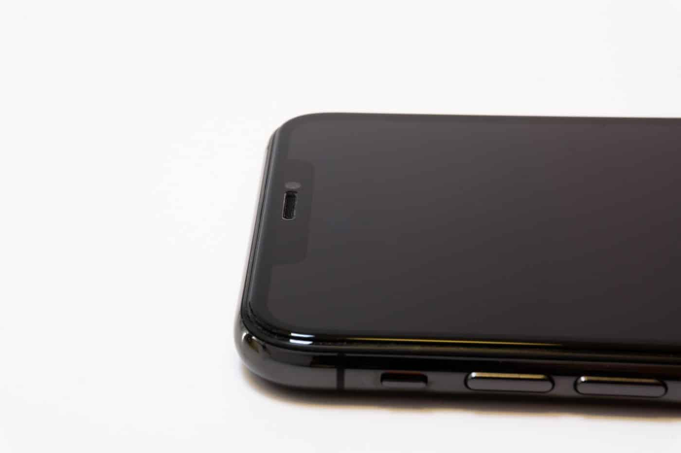 מגן מסך זכוכית לאייפון Xs Max