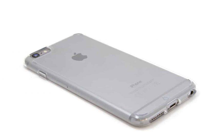 כיסוי מגן שקוף לאייפון 6S 6 אס