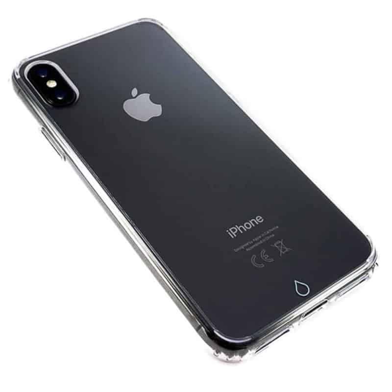 כיסוי שקוף מגן לאייפון X איקס 10