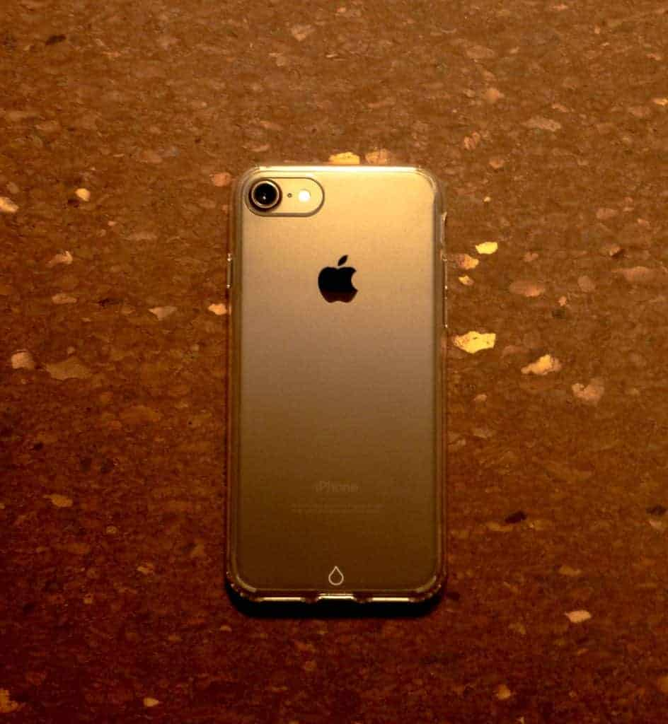 כיסוי מגן שקוף לאייפון 7