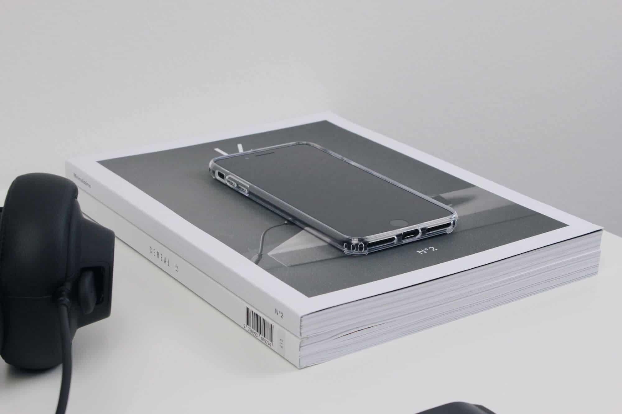 כיסוי לאייפון 8 פלוס שקוף