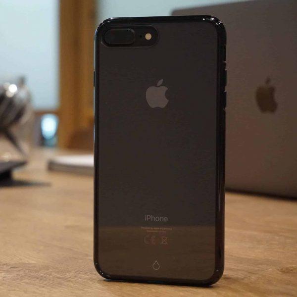 כיסוי לאייפון 7/8 פלוס – Black Edition
