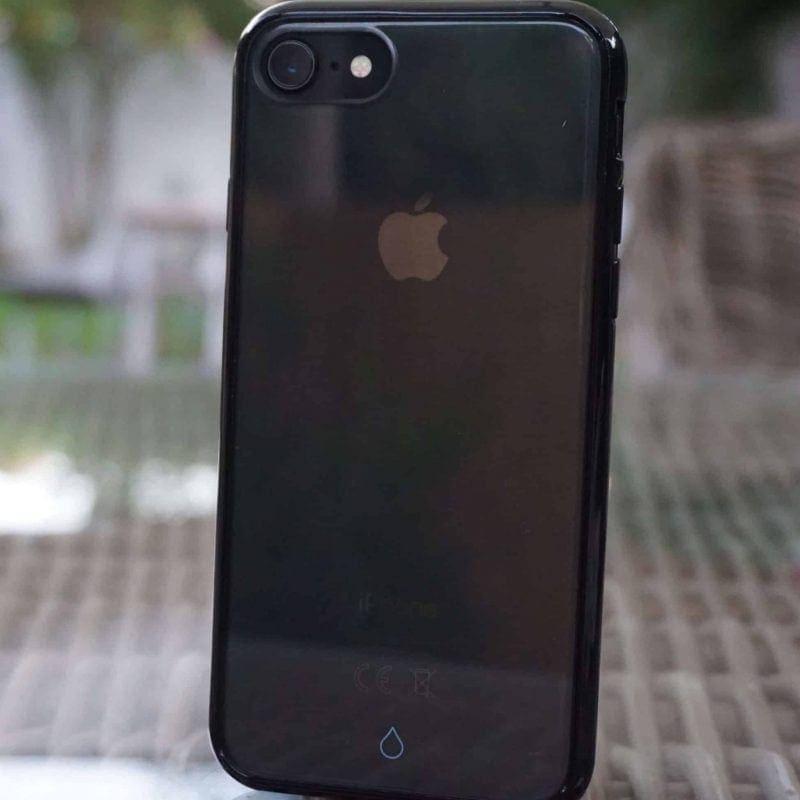 כיסוי מגן לאייפון 7 - Black Edition