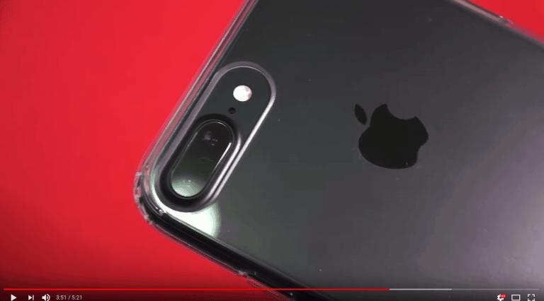 סקירה של המגן השקוף של קלירלי לאייפון 7 – rGadgets