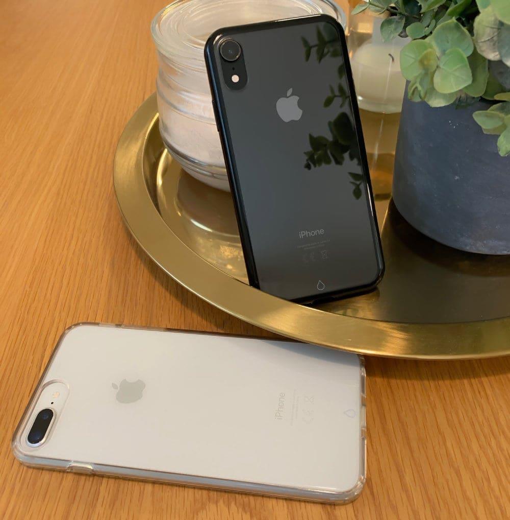 כיסוי מגן לאייפון XR ואייפון 8 פלוס