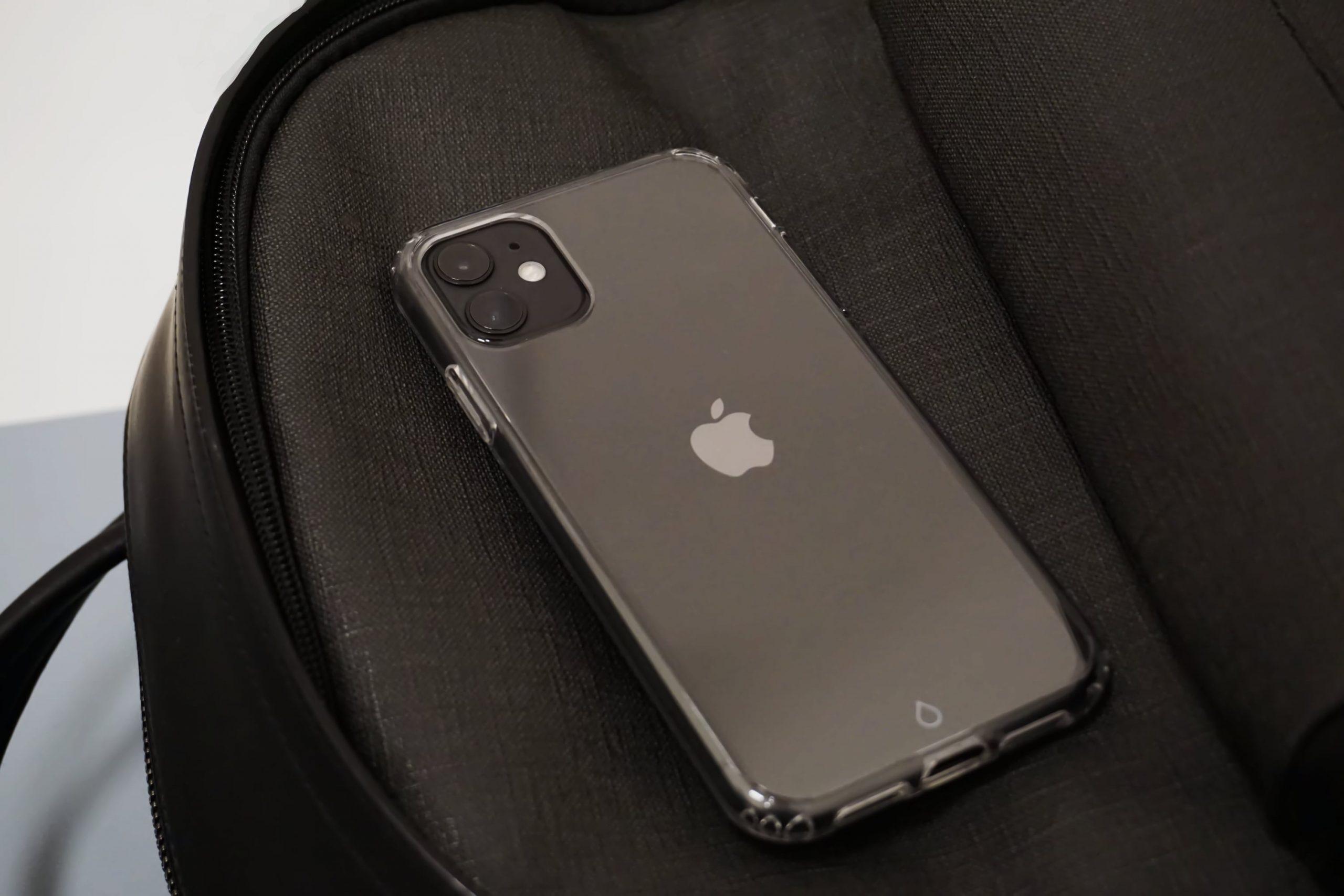 כיסוי לאייפון 11, שקוף ואיכותי
