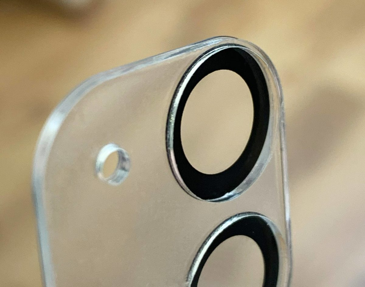 מגן מצלמה אייפון 12