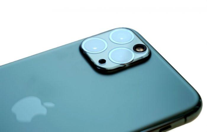 מגן מצלמה לאייפון 11 פרו מקס