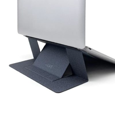 מעמד MOFT - סטנד למחשב נייד - צבע כסוף כהה - Space Grey