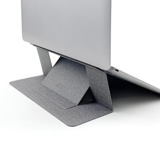 מעמד MOFT - סטנד למחשב נייד - צבע אפור - Jean