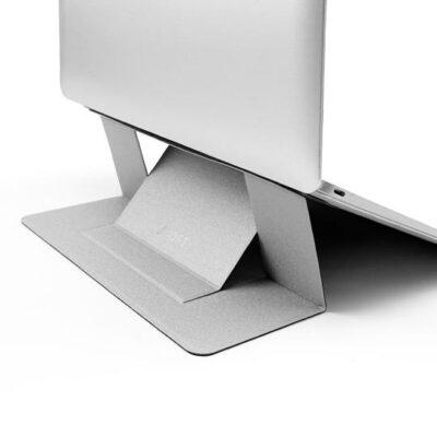מעמד למחשב נייד - צבע כסוף - MOFT
