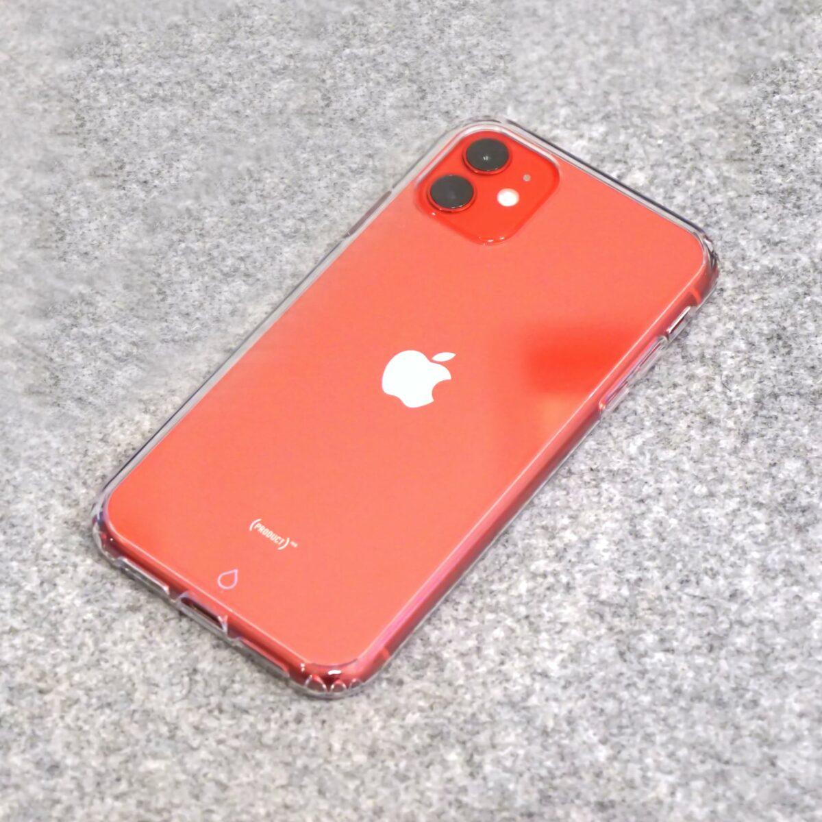 כיסוי לאייפון 11 - שקוף ואיכותי