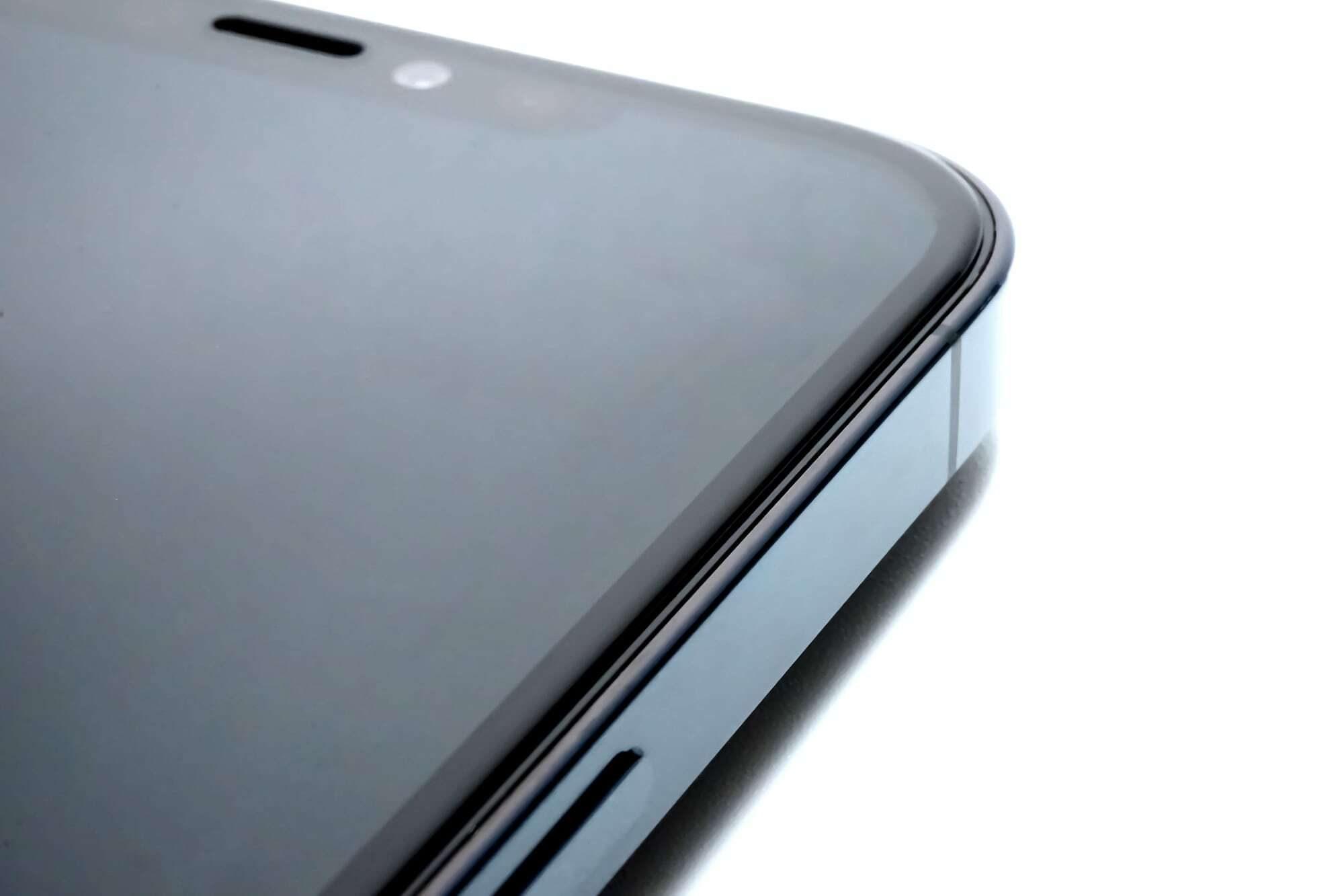 מגן מסך זכוכית לאייפון 12