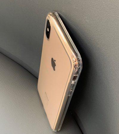 כיסוי לאייפון XS MAX - שקוף ואיכותי
